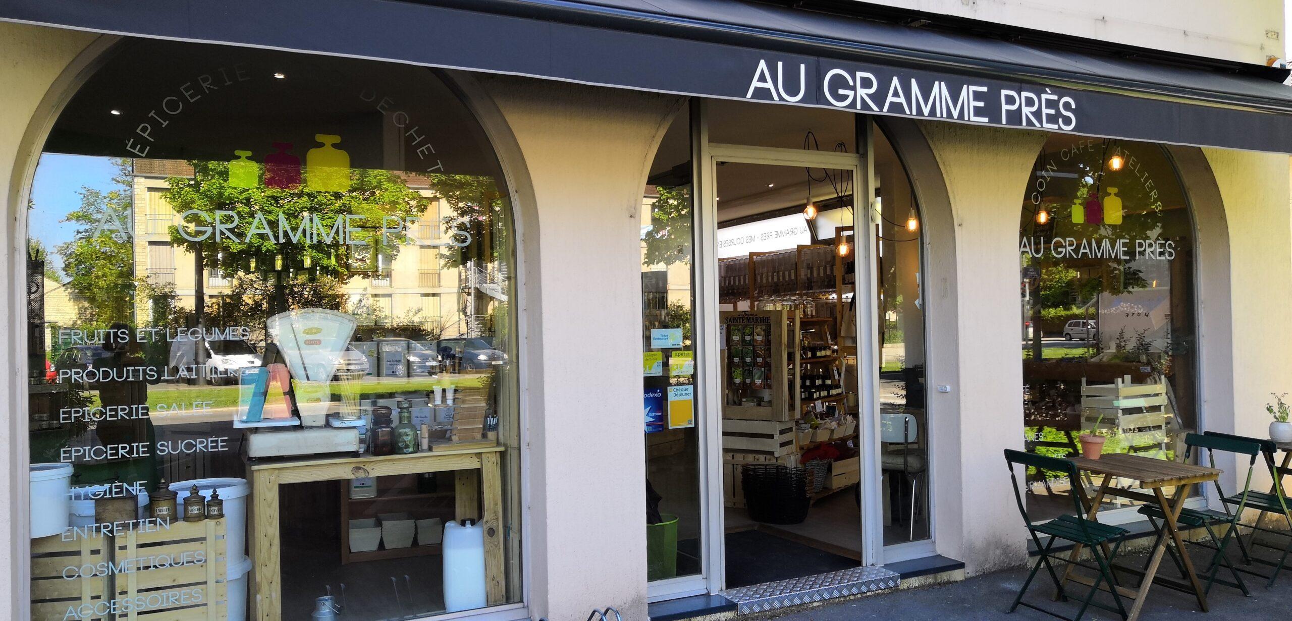 Read more about the article COMPTOIR D'ECHANGE – AU GRAMME PRES DIJON